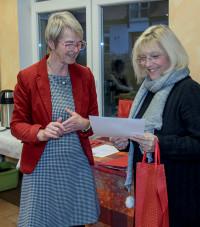 Renate Battke - 35 Jahre in der SPD